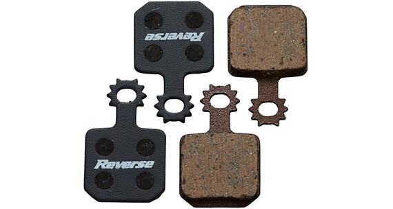 Reverse Disc Organic Remblok & Remschoen for MT7 bruin/zwart